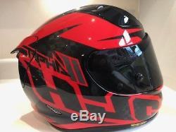 HJC RPHA 11 Lowin Carbon Red Lightweight Full Face Motorbike Motorcycle Helmet m