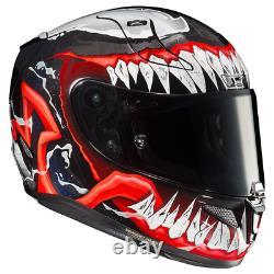 HJC RPHA 11 Pro Venom 2 Marvel Full Face Motorcycle Street Helmet