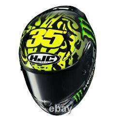 HJC RPHA 11 RPHA11 CAL CRUTCHLOW SPECIAL Full Face Motorcycle Motorbike Helmet