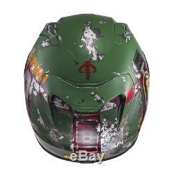 HJC RPHA 11 RPHA11 STAR WARS BOBA FETT Full Face Motorcycle Motorbike Helmet