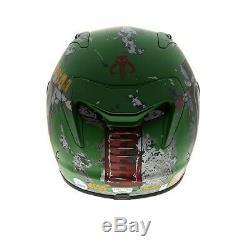 HJC RPHA 11 Star Wars Boba Fett Special Edition Motorcycle Motorbike Helmet