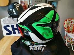 HJC RPHA 70 Grandal Green Motorcycle Helmet Motorbike Full Face Race Racing