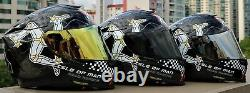 HJC RPHA 70 Isle Of Man Road Races Full face motorcycle helmet WORLD EXCLUSIVE