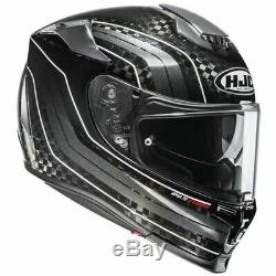 HJC RPHA 70 RPHA70 CARBON HYDRUS Full Motorcycle Helmet Sun Visor Large 59/60