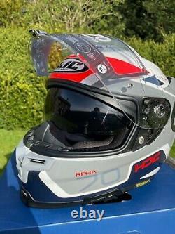 HJC RPHA 70 RPHA70 SHUKY ORANGE MC6SF SPORTS TOURING Full Face Motorcycle Helmet