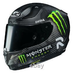 HJC RPHA Monster 94 Folger Special Motorcycle Motorbike Full Face Helmet