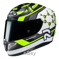 HJC Rpha 11 Iannone 29 Replica Green Sports Motorcycle helmet LIMITED EDITION ZE