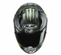 HJC Rpha 11 Monster Full Face Motorbike Helmet Military CAMO Best Deal