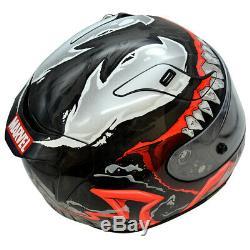 HJC Rpha 11 Venom 2 Motorcycle Motorbike Full Face Helmet