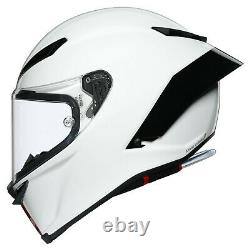 Helmet Agv Pista Gp RR Scuderia Carbon White Red Size ML Full Face Motorcycle