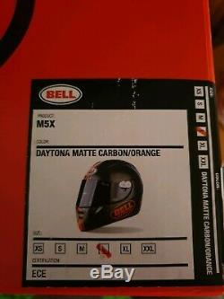 Helmet Bell M5X Daytona Carbon Fibre size L