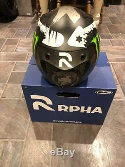 Hjc Rpha 10-plus Lorenzo Ghost Fuera