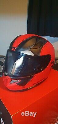 Hjc Rpha 11 Deadpool (marvel) Motorcycle Helmet Large