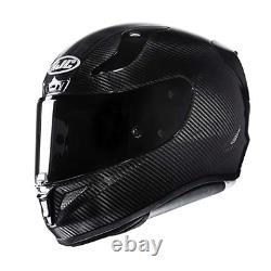 Hjc Rpha 11 Pro Carbon Fiber Motorcycle Helmet Large Free Dark Shield
