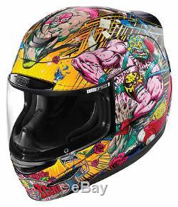 ICON Motosports Airmada RUDOS Full-Face Motorcycle Helmet (RUDOS) Choose Size