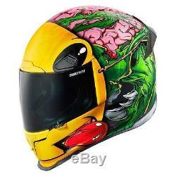 Icon Airframe Pro Brozak Full Face Motorcycle Motorbike Bike Helmet All Sizes