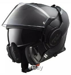 Ls2 Ff399 Valiant Modular Flip Front Full Face Motorcycle Helmet Brand New Box