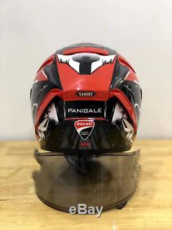 Marc Marquez X14 Full Face Helmet Moto Gp Casco Marc Marquez Motogp Ducati