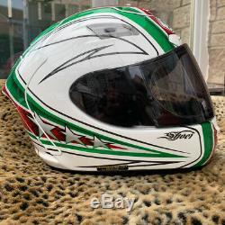 Motorcycle helmet Shoei X-Spirit 2'Streamliner' TC4 (Boxed)
