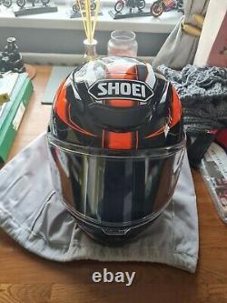 Motorcycle helmet medium 57 58