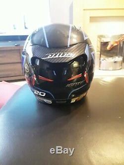 Motorcycle helmets rpha11 carbon jackson storm Disney Pixar mc2
