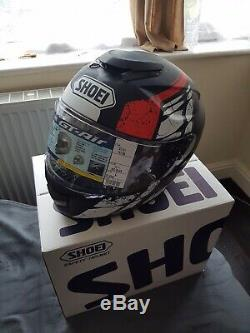 NEW Shoei GT-Air PATINA Full Face Motorcycle Helmet Size L 59-60cm