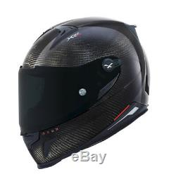 NEXX XR2 CARBON ZERO Motorbike Motorcycle Helmet Carbon Fibre XL (61-62cm)