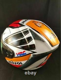 New Honda Repsol Motorcycle Helmet Motogp #93 Mark Marquez 6 World Championships