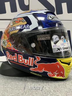 New Shoei Full Face Motorcycle helmet X14 Marquez lucky cat2 Motocross Racing