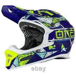 ONeal Fury RL Fahrradhelm Downhill DH FR MTB BMX Fahrrad Mountainbike Fullface