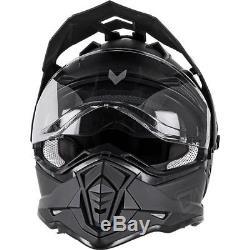Oneal Sierra II Solid Dual Sport Helmet O'Neal Adventure Motorbike Off On Road