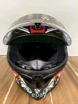Pista GP R Full Face Motorcycle Helmet 2020 BMW S1000RR Carbon Fiber MotoGP VR46