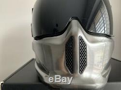 Ruroc Atlas Gunship Grey M Helmet
