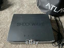 Ruroc atlas gatekeeper size M (or S) Full Face Plus Shockwave Audio system
