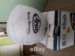 Rx-7 Gp Joey 1985 Arai Helmet Size L Limited Edition Number 160 (300 Made)