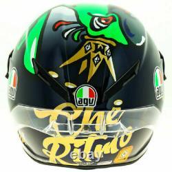 S 55-56 2019 Agv Pista Gp-r Morbidelli #motogp Testing Racing Crash Helmet