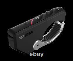 SENA 10U V2 Arai FullFace Motorcycle Bluetooth Communication System Bar Remote