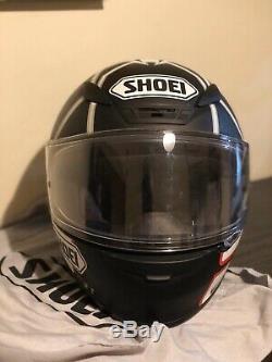 SHOEI NXR BLACK ANT MARQUEZ Full face Motorcycle Helmet BLACK ANT MARQUEZ SHOEI