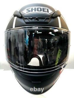 SHOEI NXR Marquez black ant MOTORCYCLE HELMET XL