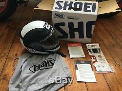 SHOEI NXR RECOUNTER TC-5 Motorbike Motorcycle Helmet. Size M. Pinlock Included
