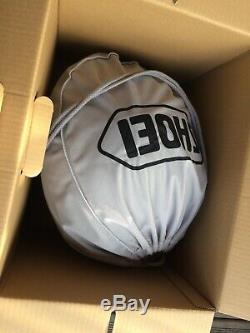 SHOEI Qwest full-face helmet size M, matt black, never used, never dropped