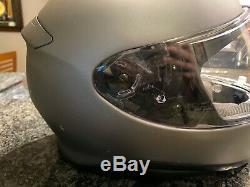 SHOEI RF-1200 Motorcycle Helmet Full Face Matte Gray Medium MD