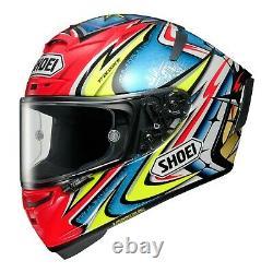 SHOEI X-SPIRIT 3 Daijiro TC1 Full Face Motorcycle Crash Helmet QP
