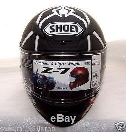 SHOEI Z-7 RF-1200 NXR Full face Motorcycle Helmet BLACK ANT MARQUEZ Casque casco