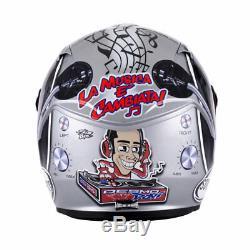 SUOMY SR SPORT Dovi Replica Muggelo Ducati Motorcycle Full Face Helmet