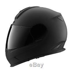 Schuberth S2 Sport Matte Black Motorcycle Helmet