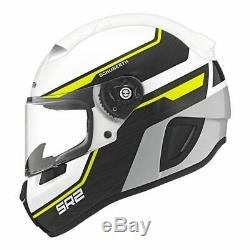 Schuberth SR2 Lightning Yellow Full Face Motorcycle Motorbike Helmet Sale