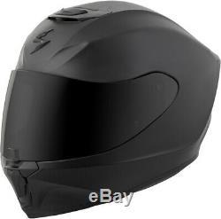 Scorpion EXO-R420 Matte Black Full Face Motorcycle Helmet
