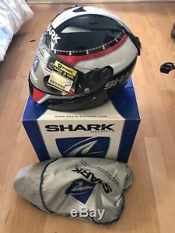 Shark Race R Pro Carbon Motorcycle Helmet S