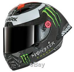 Shark Race-R Pro GP Replica Lorenzo Winter Test Ltd Ed Helmet Motorbike SALE